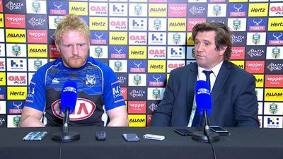 Des Hasler says he's not concerned over coaching future at Canterbury