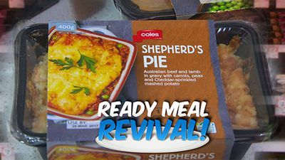 Supermarkets investing heavily in ready-made meal revival