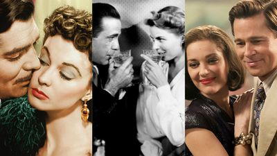 The greatest war movie romances: From Gone with the Wind to Allied