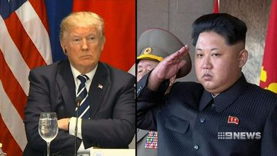 Kim to be 'tested like never before':Trump