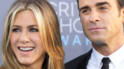 Jennifer Aniston's husband Justin Theroux comments on Brad Pitt, Angelina Jolie divorce: 'That's horrible'