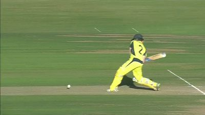 India's Kaur scores 171 to edge past Australia into Women's World Cup final