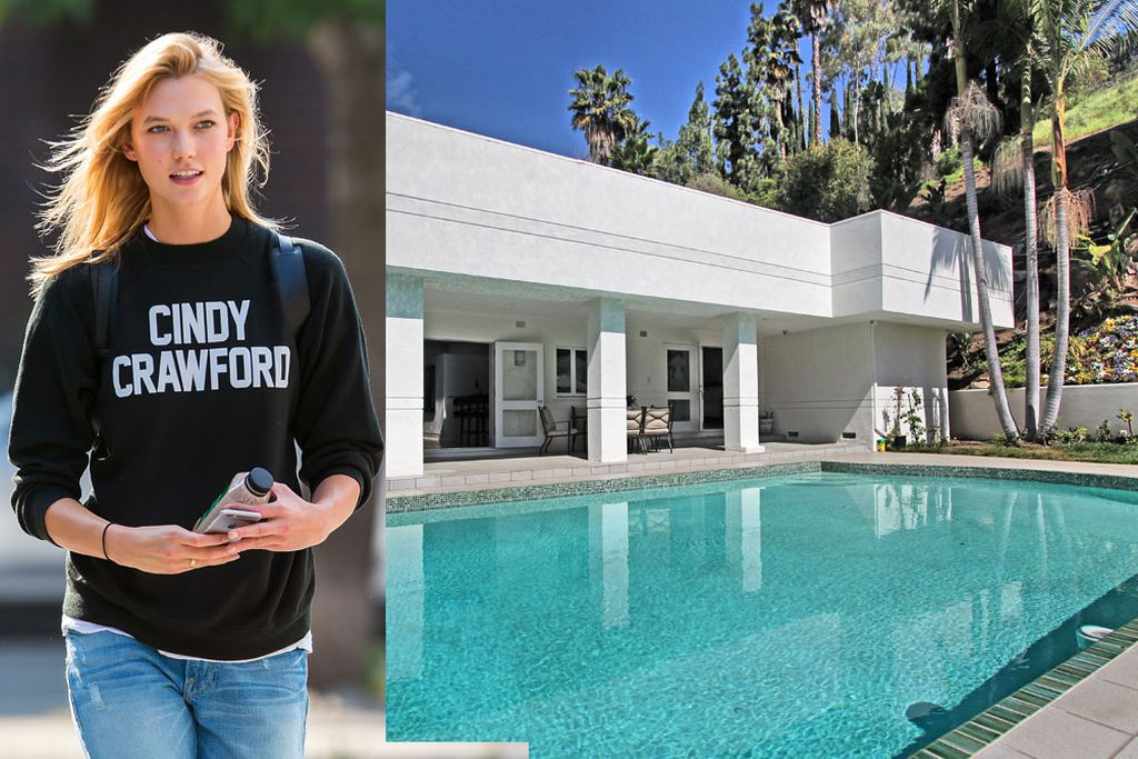 Inside The Los Angeles Airbnb Where Karlie Kloss Stayed