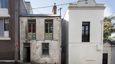 This rundown Sydney home sold for $1.9m