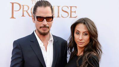 Chris Cornell's wife blames his death on anxiety medication: 'He wouldn't take his own life'