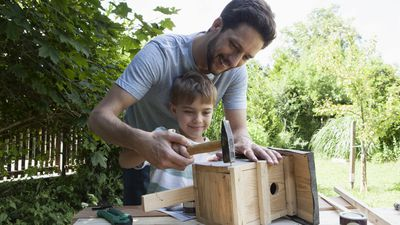 Four DIY projects any dad will love