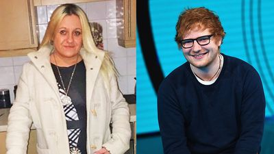 Woman jailed for torturing her neighbours with Ed Sheeran hits