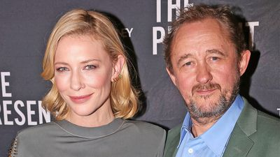 Cate Blanchett says her husband likes her to dress like 'a high school librarian'