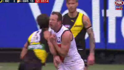 Richmond Tigers getting tight AFL finishes right against GWS at MCG