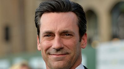 Of course Jon Hamm has an incredibly stylish home