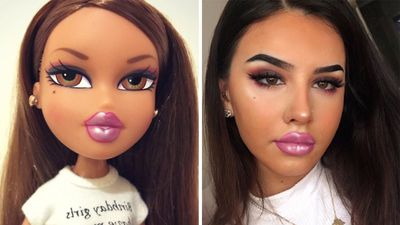 Bratz doll beauty is here