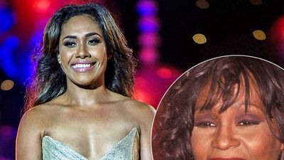 Paulini Curuenavuli is taking over Whitney Houston's role for The Bodyguard musical's Australia tour!