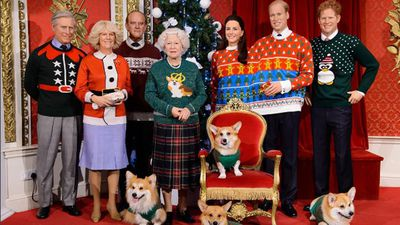 This picture of the Royal Family wearing Christmas jumpers is pure genius