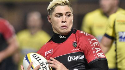 Toulon won't re-sign James O'Connor