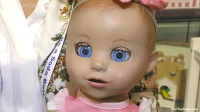 Creepy new doll is scaring parents