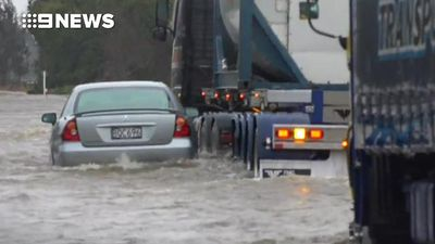 Flood-hit New Zealand braces for more rain