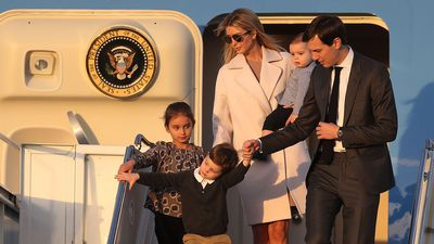 Ivanka Trump's kids are having the holiday of your dreams
