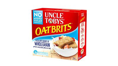 Healthiest breakfast cereals with five-star ratings (ranked by sugar content)