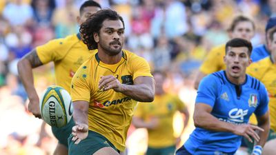 Karmichael Hunt out of Bledisloe openers