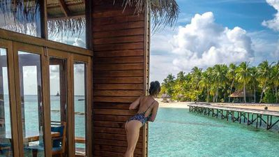 This five-star Maldives hotel has an Instagram butler