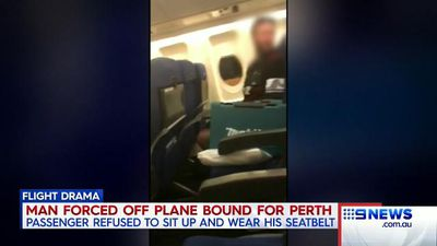Drunk passenger kicked off Perth-bound Virgin flight