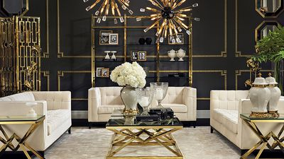 How to master the tricky art deco trend