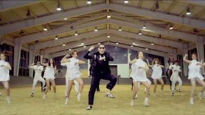 'Gangnam Style' dethroned as most-viewed YouTube video of all time