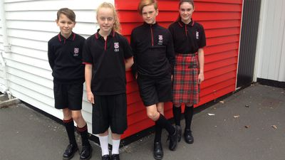 New Zealand school banishes gendered uniforms