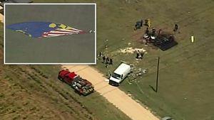 Sixteen feared dead in Texas hot air balloon crash