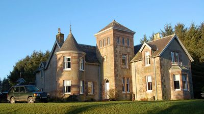 Queen Mother's former shooting lodge for sale