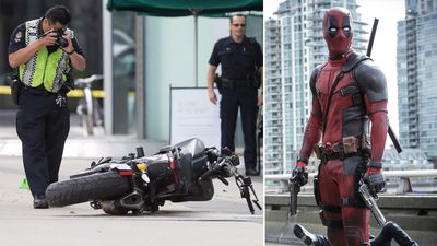 Stunt driver dies while filming Deadpool 2 movie
