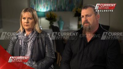 Beaconsfield survivor Todd Russell and wife Carolyn open up about shock split
