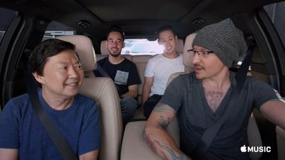 Linkin Park's Carpool Karaoke, dedicated to Chester Bennington