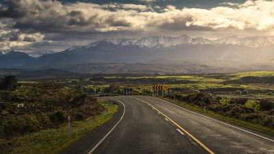 Seriously, you need to drive the Southern Scenic Route in NZ