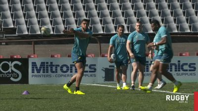 Bledisloe Cup: Wallabies rookie Curtis Rona ready for bombs away from All Blacks