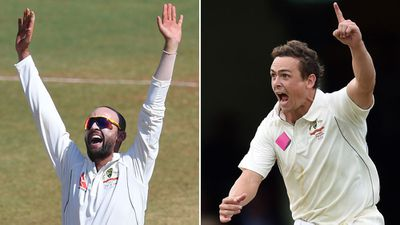Lyon, O'Keefe ready to tame India