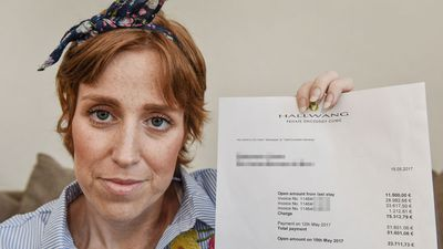 Mum told she 'doesn't have enough cancer' for trial treatment