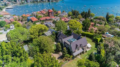Inside the prestige Sydney mansion built by a sugar empire