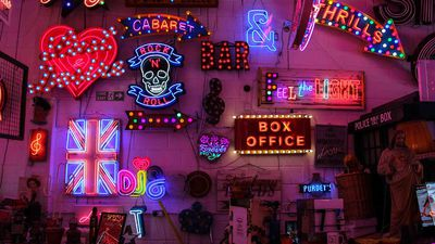 God's Own Junkyard: Inside the neon jungle hidden in London