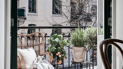 Seven fabulously affordable ideas for bringing your balcony back to life