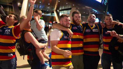 Crows expecting 30,000 fans to make pilgrimage to grand final
