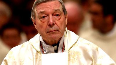 George Pell's career in Catholic Church