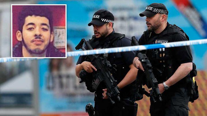 British police make three more arrests over concert attack