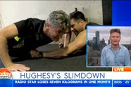 TODAY EXTRA: Dave Hughes drops 7kg