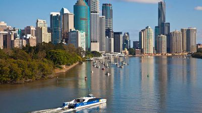 Brisbane River: a travel guide for first time visitors