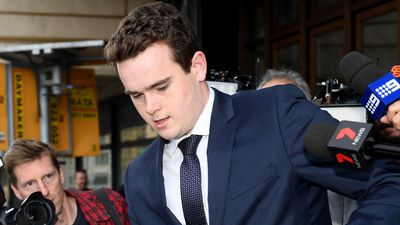 Brother of NSW Treasurer Dominic Perrottet not guilty of rape