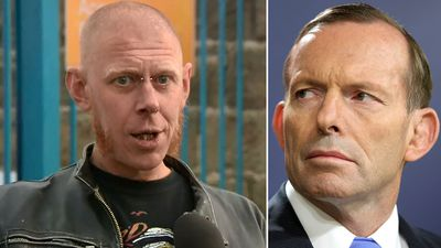 Abbott headbutt 'nothing to do' with same-sex marriage