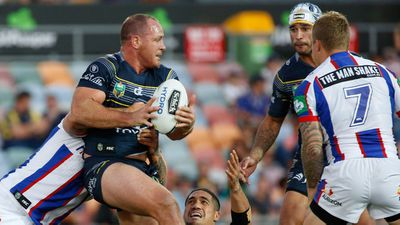 North Queensland prop Matthew Scott to be NRL Cowboy for life: report