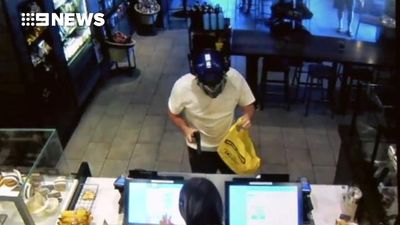 Starbucks customer takes down would-be thief with cafe chair