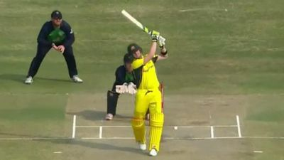 Khawaja, Zampa star in ODI rout of Ireland